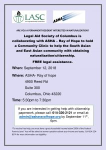 flyer legal aid collab september 12 2018 -ASHA_final