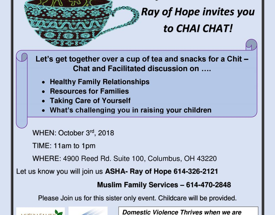 Chai chat flyer JPG